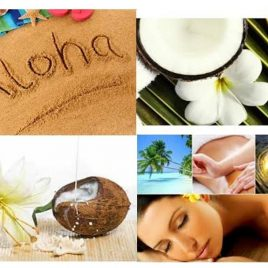 Nouveau.. Massage Hawaiien «LOMI LOMI» 1H00